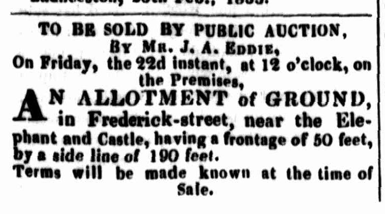 Launceston Advertiser, 21 March 1833