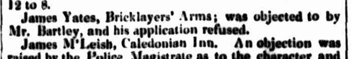 Launceston Advertiser, 3 September 1840