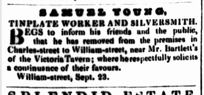 Launceston Advertiser, 8 October 1840