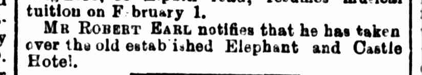 Launceston Examiner, 26 January 1895
