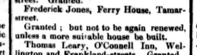 Launceston Examiner, 4 December 1860