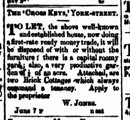 Cornwall Chronicle, 18 June 1862