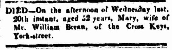 Cornwall Chronicle, 23 January 1841