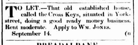 Launceston Examiner, 14 September 1861