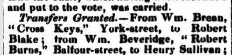 Launceston Examiner, 9 May 1849