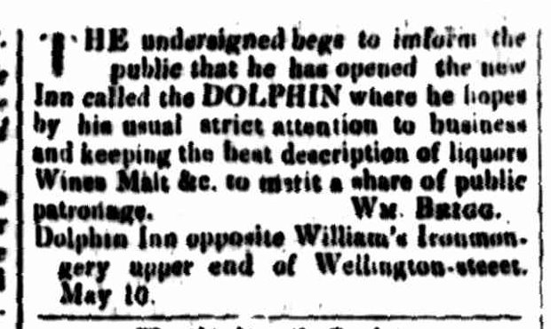 Cornwall Chronicle, 10 May 1845