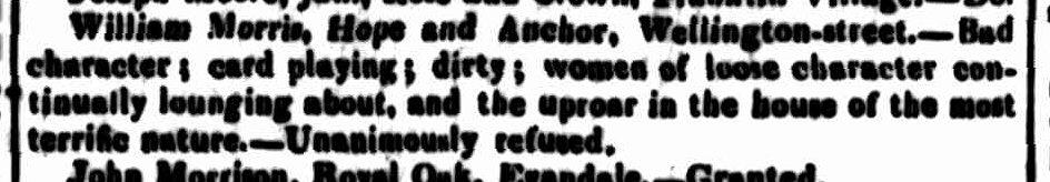 Cornwall Chronicle, 12 September 1846