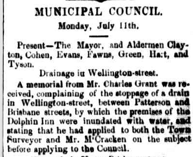 Cornwall Chronicle, 16 July 1859