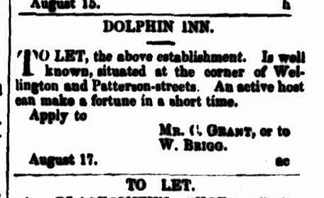 Cornwall Chronicle, 18 August 1855