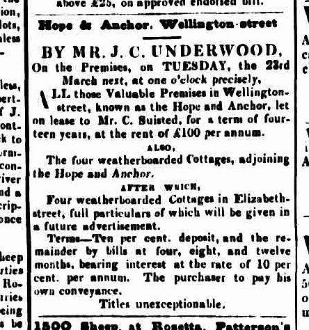 Cornwall Chronicle, 27 February 1841