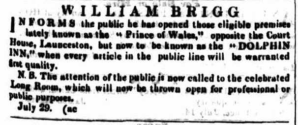 Cornwall Chronicle, 29 July 1846