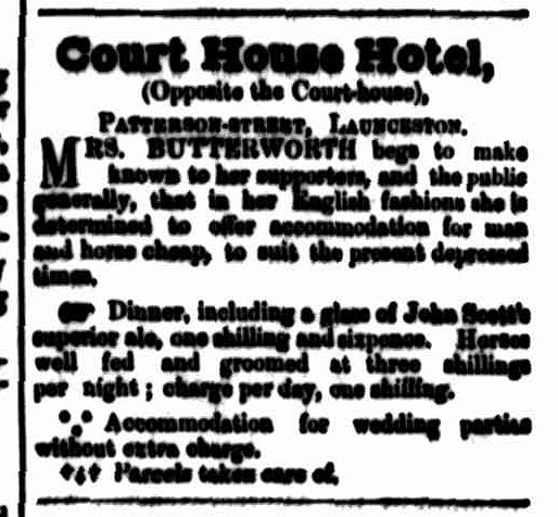 Cornwall Chronicle, 8 December 1869