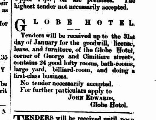 Daily Telegraph, 23 January 1884