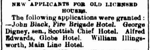 Daily Telegraph, 3 December 1889