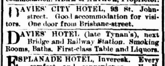Daily Telegraph, 5 November 1892