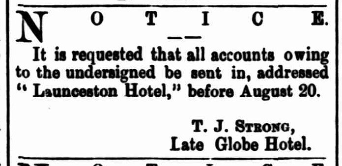 Daily Telegraph, 8 August 1887