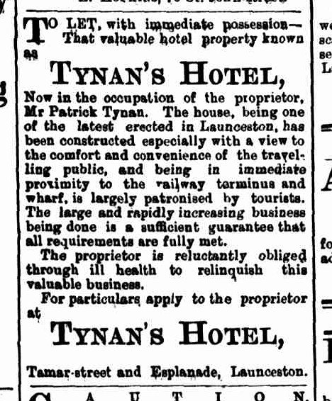 Launceston Examiner, 13 February 1892