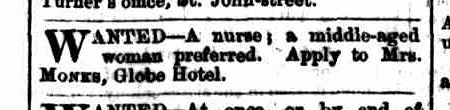 Launceston Examiner, 18 January 1886