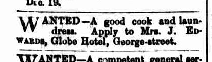 Launceston Examiner, 19 December 1882