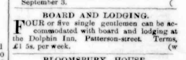 Launceston Examiner, 20 October 1860