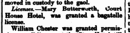 Launceston Examiner, 23 March 1876