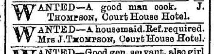 Launceston Examiner, 8 May 1893