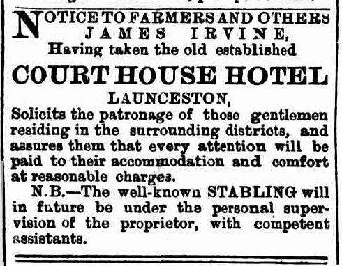 Tasmanian, 29 October 1892