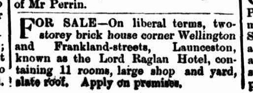 Launceston Examiner, 4 March 1881