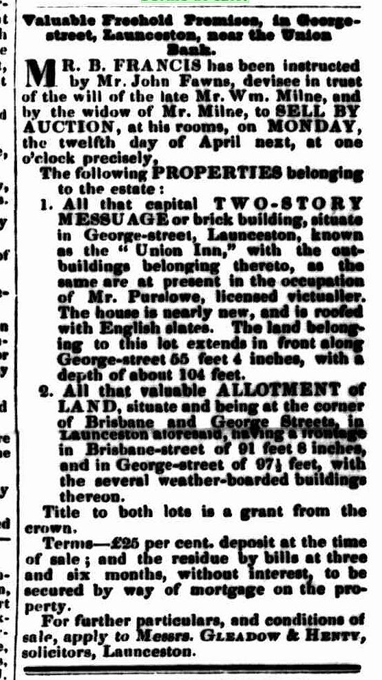 launceston-examiner-27-march-1847