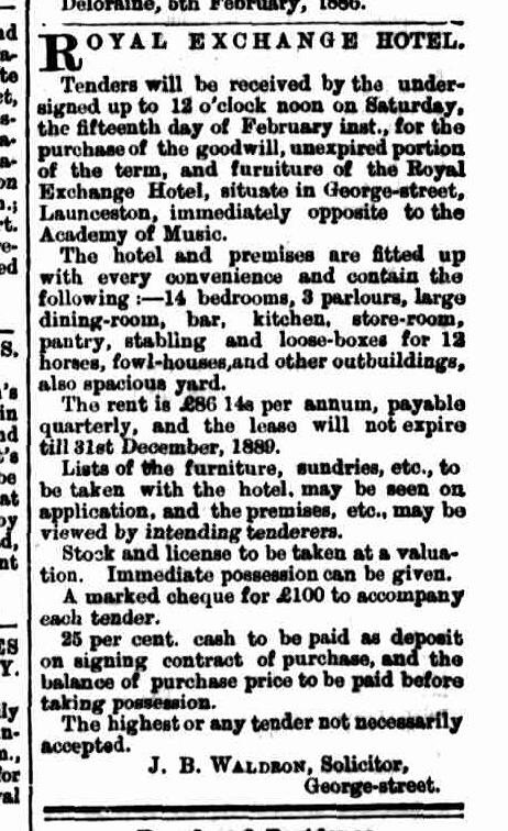 launceston-examiner-8-february-1886