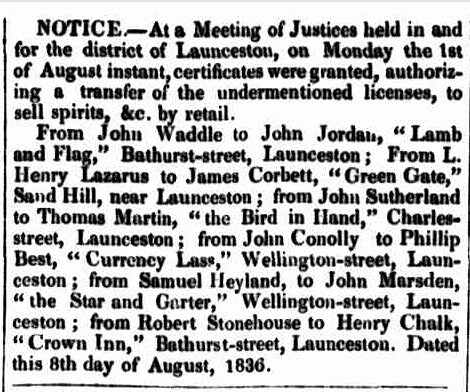 launceston-advertiser-18-august-1836