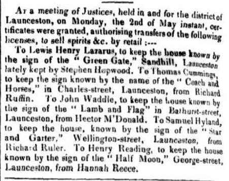 launceston-advertiser-19-may-1836
