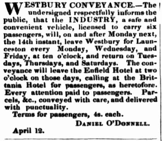 launceston-examiner-30-april-1845