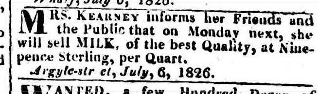 Colonial Times, 14 July 1826
