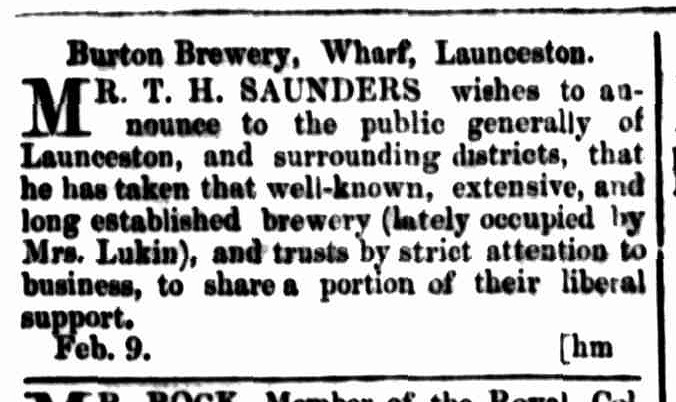 Cornwall Chronicle, 9 February 1856