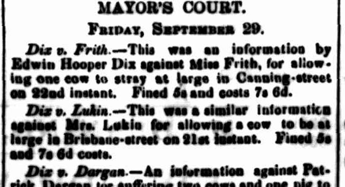 Examiner, 30 September 1865