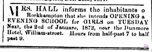 Northern Argus, 1 January 1872