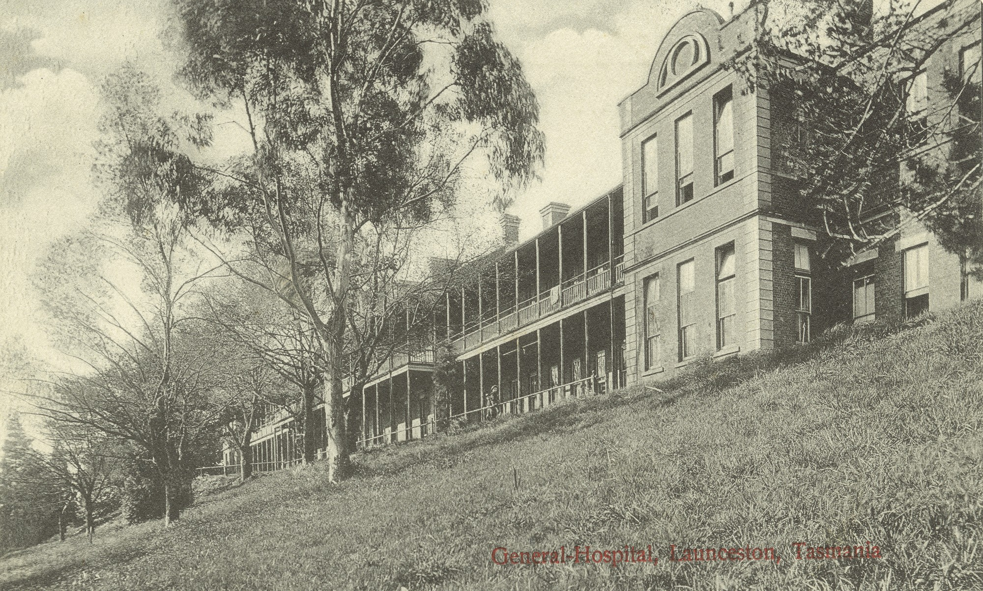 Launceston General Hospital, TAHO