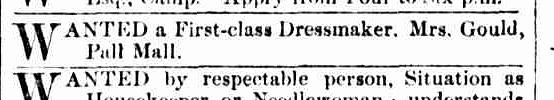 Bendigo Advertiser, 15 July 1861