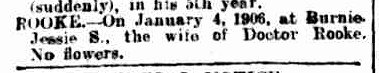 The Mercury, 5 January 1906