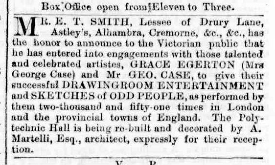 The Age, 20 August 1864
