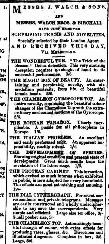 The Mercury, 15 May 1871