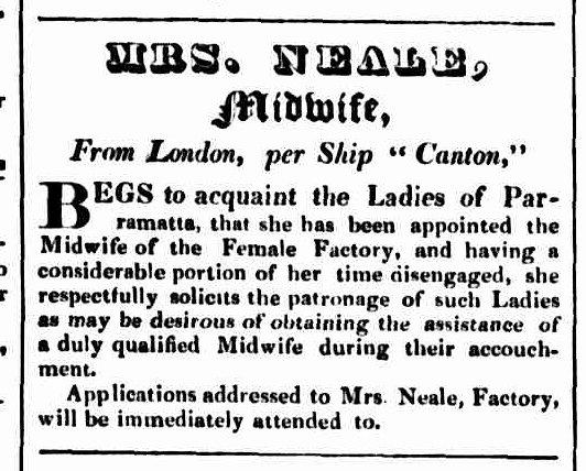 Sydney Herald, 5 November 1835