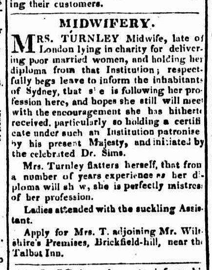Sydney Monitor, 3 August 1829